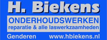 H Biekens